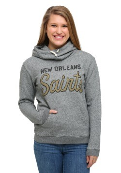 New Orleans Saints Sunday Juniors Cowl Hoodie