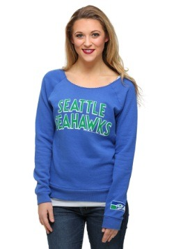 Seattle Seahawks Champion Fleece Juniors Sweatshirt