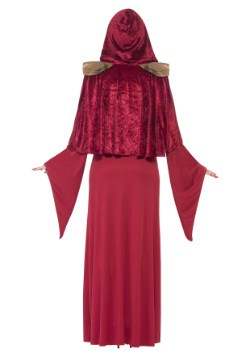 Women's Red High Priestess Costume 2