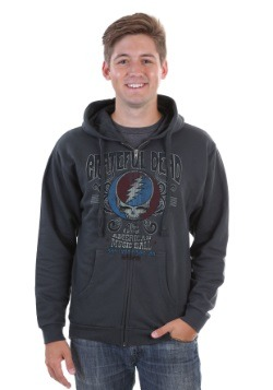 Grateful Dead American Music Hall Hoodie