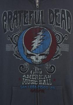 Grateful Dead American Music Hall Hoodie