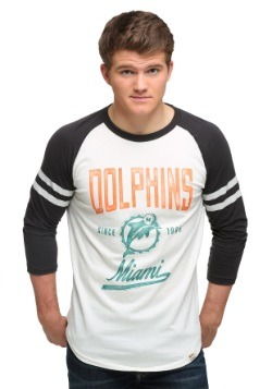 Men's Miami Dolphins All American Raglan