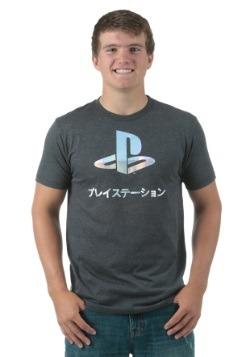 PlayStation Foil Logo T-Shirt