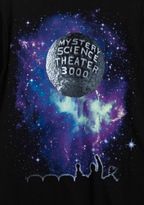 Mystery Science Theater 3000 Rainbow T-Shirt