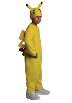 Deluxe Pikachu Kids Costume
