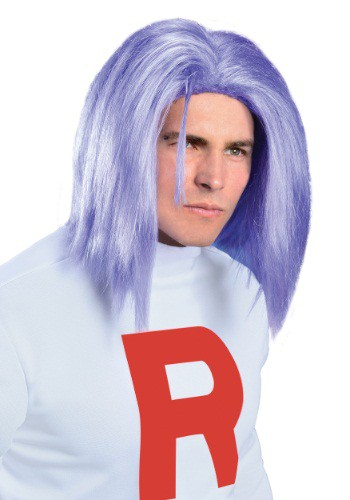 Adult James Team Rocket Wig
