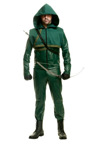 Men's Premium Arrow Costume