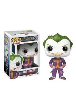 POP! Arkham Asylum Joker Vinyl Figure