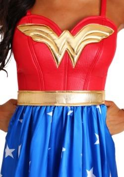 Deluxe Long Dress Wonder Woman Womens Costume