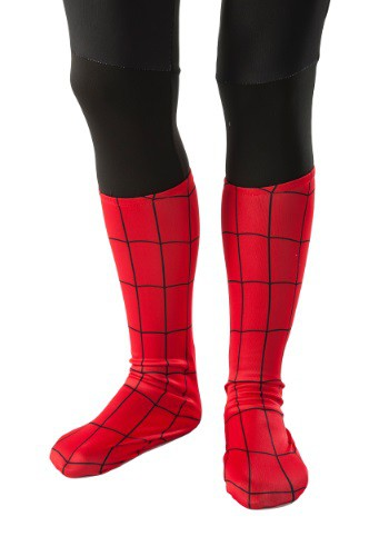 Child Spider-Man Boot Covers