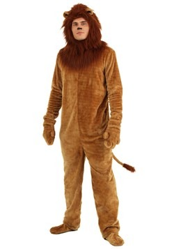 Deluxe Lion Adult Costume