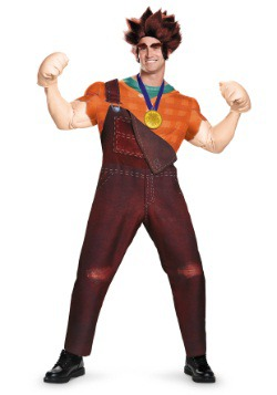 Deluxe Wreck It Ralph Men's Costume
