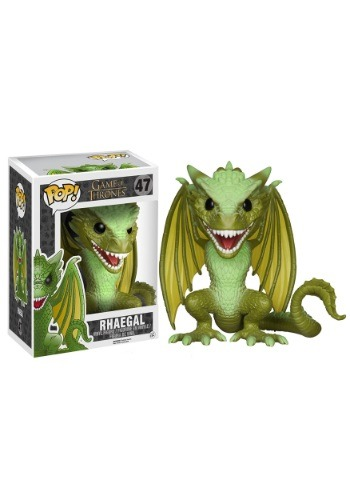 "POP! Game of Thrones 6"" Rhaegal Vinyl Figure"