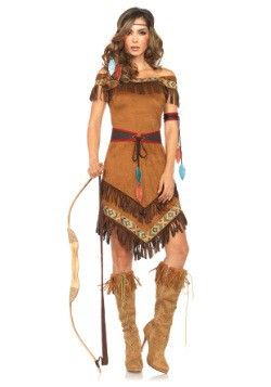 Native Princess Womens Costume