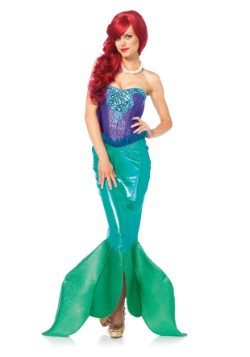 Deep Sea Siren Womens Costume