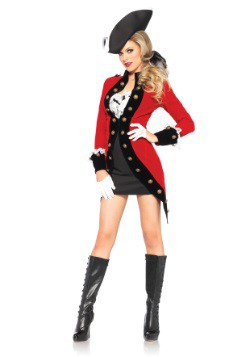 Rebel Red Coat Adult Costume