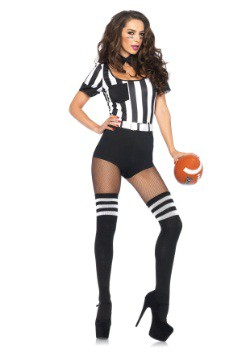 Women's No Rules Referee Costume