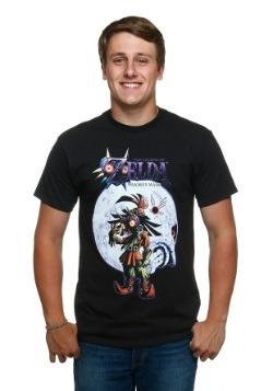 Legend Of Zelda Majora's Mask Moon Kid Men's T-Shirt