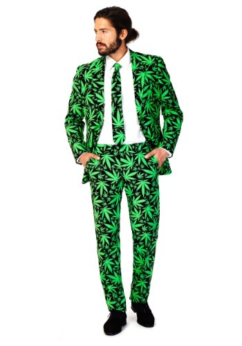 Mens OppoSuits Cannaboss Suit