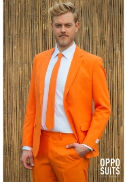 Men's OppoSuits Orange Suit