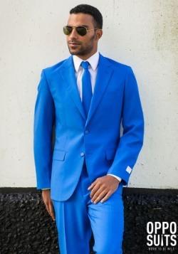Mens OppoSuits Blue Steel Suit