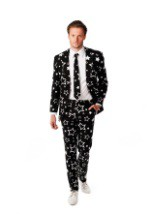 Mens Opposuits Starry Suit