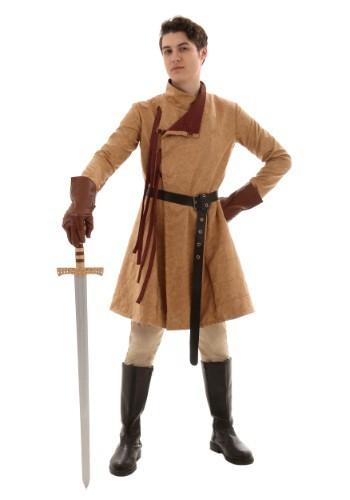 Men's Brown Renaissance Coat