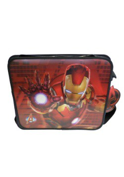 Iron Man Messenger Bag