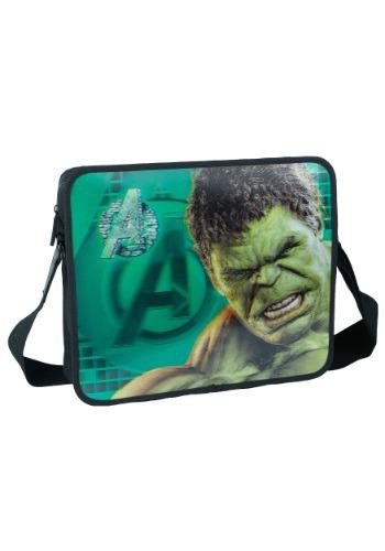 Hulk Lenticular Messenger Bag