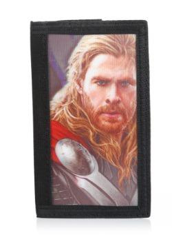 Thor Velcro Tri-Fold Wallet