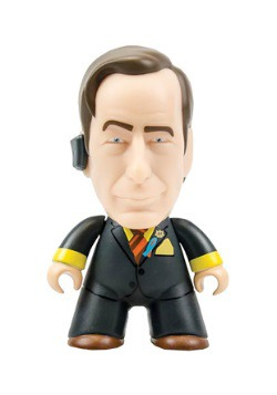 "Breaking Bad Titans Saul Goodman 4.5"" Figure"