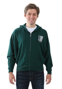 Attack on Titan Scout Regiment Costume Hoodie