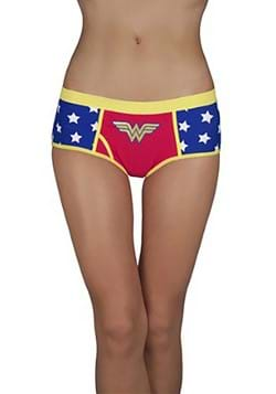 Wonder Woman Hipster Panties
