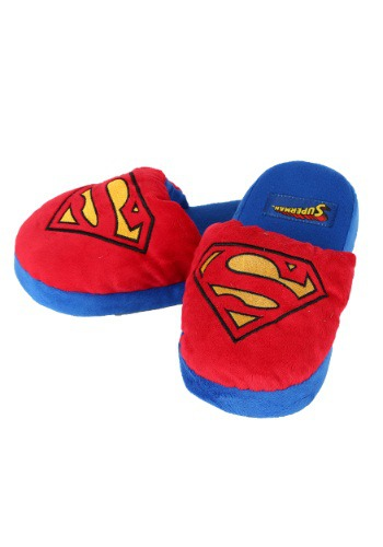 Superman Scuff Slippers
