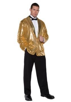Gold Sequin Jacket Costume