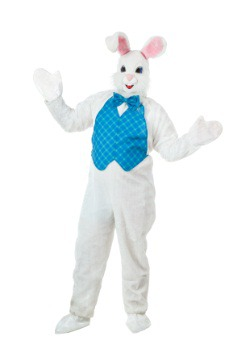 Mascot Easter Bunny Plus Size Costume