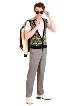 Men's Plus Size Ferris Bueller Costume