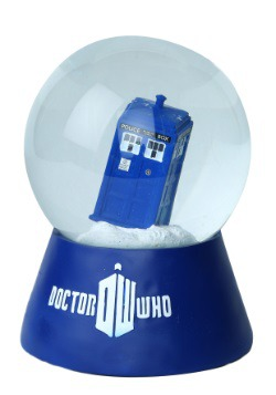 Doctor Who Light Up Snow Globe