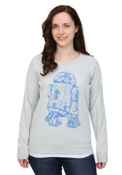 R2D2 Rebel Reversible Juniors Sweatshirt