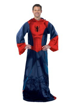 Spiderman Adult Comfy Throw