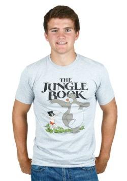 The Jungle Book Baloo and Mowgli Men's T-Shirt
