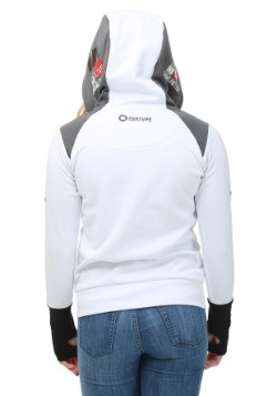 Portal Sentry Juniors Costume Hooded Sweatshirt