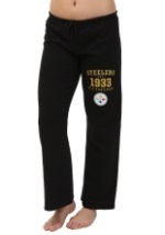 Women's Pittsburgh Steelers NFL Sweatpants
