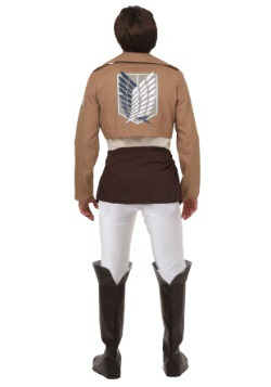 Attack on Titan Eren Costume 2