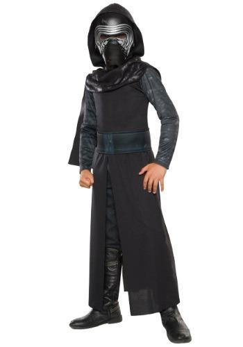 Child Classic Star Wars Ep. 7 Kylo Ren Villain Costume
