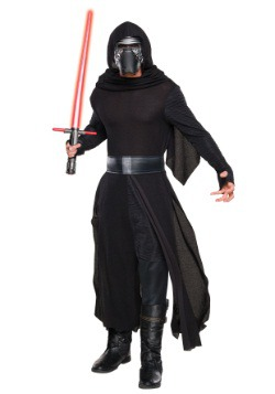 Deluxe Star Wars Ep. 7 Kylo Ren Men's Costume