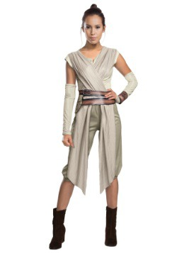 Deluxe Star Wars Ep. 7 Rey Women's Costume