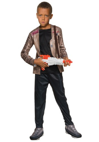 Child Deluxe Star Wars Ep. 7 Finn Costume