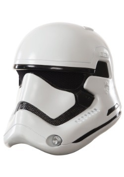 Child Star Wars Episode 7 Deluxe Stormtrooper Helmet