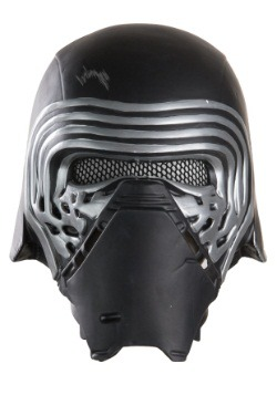Adult Star Wars Ep. 7 Kylo Ren 1/2 Helmet